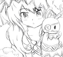 Yoshino by drawingdream