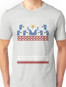 Christmas Time - Ugly Christmas Sweater Unisex T-Shirt