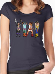 YMCA He-Man Women's Fitted Scoop T-Shirt