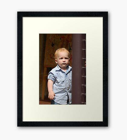 Axel Matthew Moore Framed Print