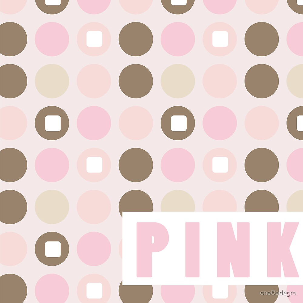 Simply Pink by one8edegre