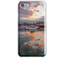 Raby Bay Marina - Cleveland Qld Australia iPhone Case/Skin