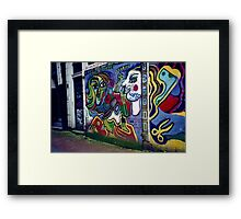 Dutch Advertisement I Photographed in 2000 Framed Print