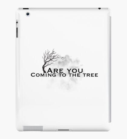 The hanging tree lyrics ( hunger games) iPad Case/Skin