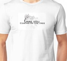 The hanging tree lyrics ( hunger games) Unisex T-Shirt