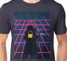 Litteral-formers Grim reaper Pad lock Unisex T-Shirt