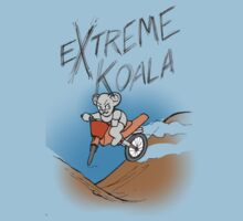 Extreme Koala Motorcross by Colin Wells