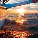 Sunset Fishing by magnetik