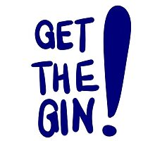 GET THE GIN! by Sarael