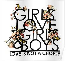 GIRLS/GIRLS/BOYS Poster