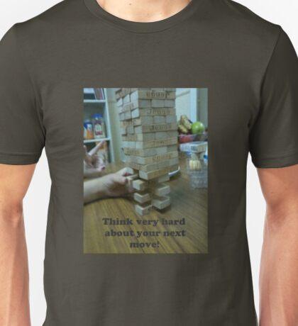 Jenga! Unisex T-Shirt