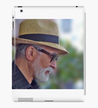 Horn Rimmed iPad Case/Skin