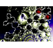 Molecule Study 1 Photographic Print