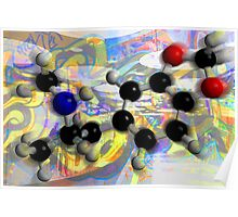 Molecule Study 3 Poster