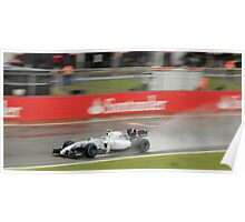 Valtteri Bottas - Williams Martini Racing  Poster