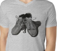 Shoes Mens V-Neck T-Shirt