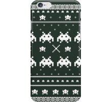 Sweater Shirt   Invade Christmas iPhone Case/Skin