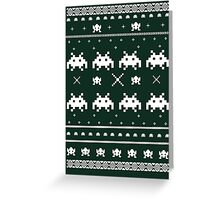 Sweater Shirt | Invade Christmas Greeting Card