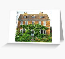 The Vicarage Greeting Card