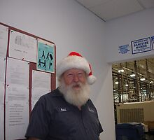 Ferb our own C.A.P.S. Santa by candy