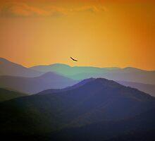 Lost Horizons by Robert Burns Miller