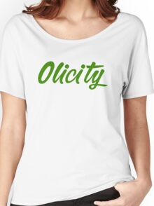 Arrow- Olicity Women's Relaxed Fit T-Shirt