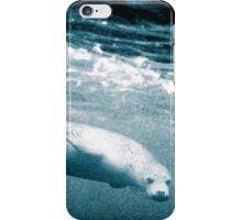 Seal Below the Surf iPhone Case/Skin