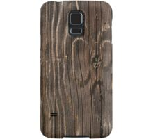 Weathered Wood  Samsung Galaxy Case/Skin