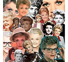 Dial M for Murder She Wrote Photographic Print