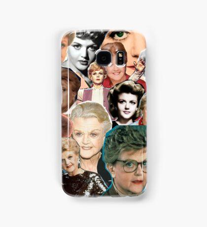 Dial M for Murder She Wrote Samsung Galaxy Case/Skin