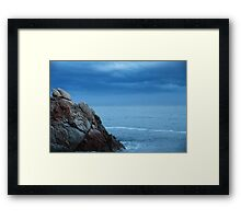seascape Framed Print