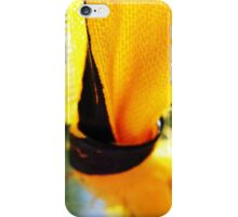 Yellow Prayer iPhone Case/Skin