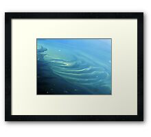 Tropical Waters Framed Print