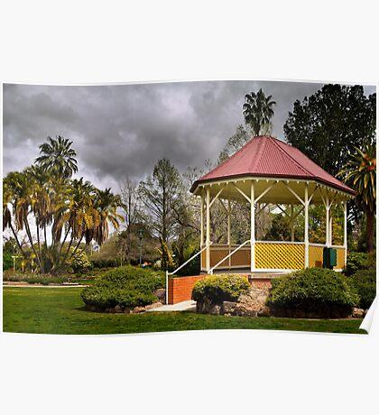 Albury Botanic Gardens Poster