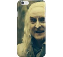 Datak Confronts Stahma Defiance iPhone Case/Skin