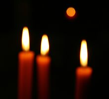 Candles by Ulf Buschmann