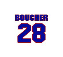 Hey, you must be a big fan of Boucher, if not pls search for your favourite players jersey to wear it proudly.  Photographic Print