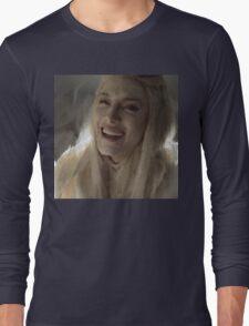 Stahma Tarr Laughing Defiance Long Sleeve T-Shirt