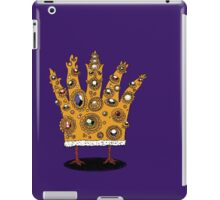 King of What iPad Case/Skin