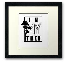 In My Tree Framed Print
