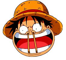 Luffy sticks! by NikOrfeas