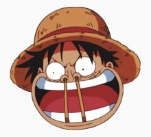 Luffy sticks! Kids Clothes