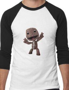 Little Big Planet Men's Baseball ¾ T-Shirt
