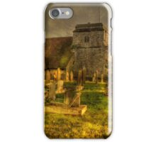 St Peter and St Paul Stoke  iPhone Case/Skin