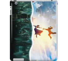 Bioshock Two Worlds Collide iPad Case/Skin