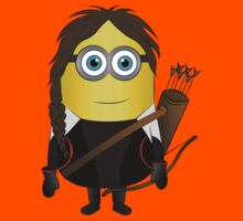 Katniss Hunger Games Minion Kids Clothes