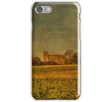 St Mary Hoo Across The Fields iPhone Case/Skin