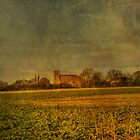 St Mary Hoo Across The Fields by Dave Godden