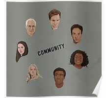Community Simple Poster