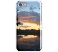 December Sunset 2014 iPhone Case/Skin